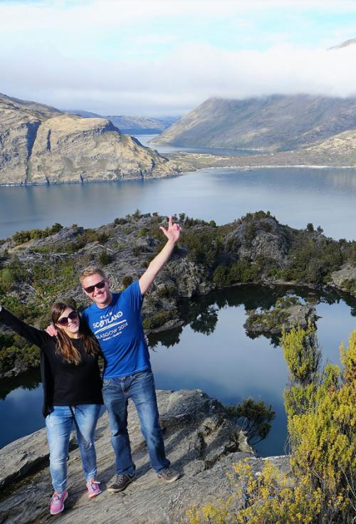 The best views in Wanaka